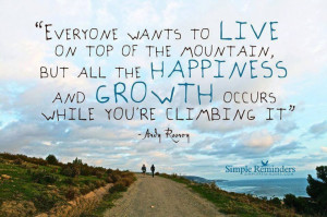 The truth about hiking The Journey, Climbing, Remember This, Mountain ...
