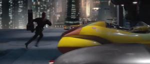Hayden Christensen as Anakin Skywalker in Star Wars - Episode II ...