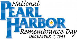 Pearl Harbor Remembrance Day 2014