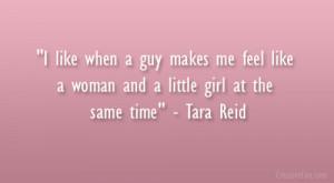 Tara Reid Quote