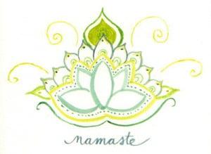 ... so off i go this morning to enjoy my birthday yoga happy birthday yogi