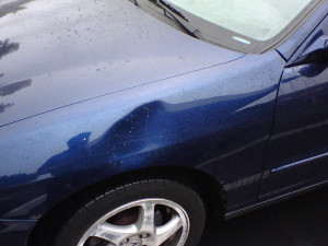 Car Dents – Things You Need to Know