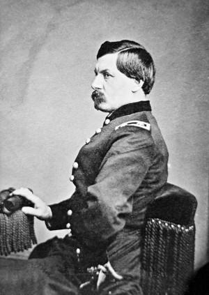 American General Gee Mcclellan