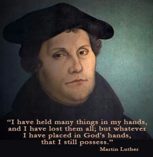 Luther quote