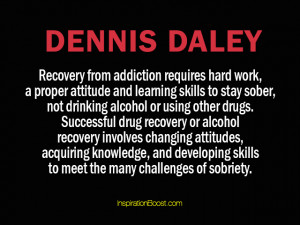 quotes for recovering addicts addiction recovery inspirational quotes ...