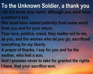 Thank you to all our military!!