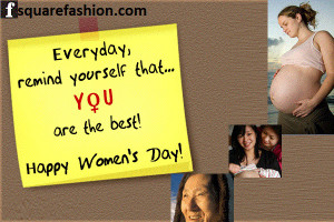 International Women's Day 2012 SMS, Messages, Greetings & Wishes: