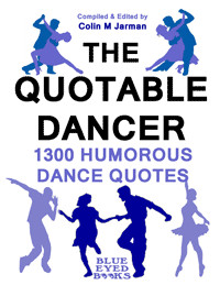 Funny Dance Quotations