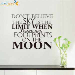living philosophy keep confident quote wall stickers home decorations ...