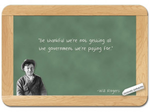 Blackboard Quotations: on Government