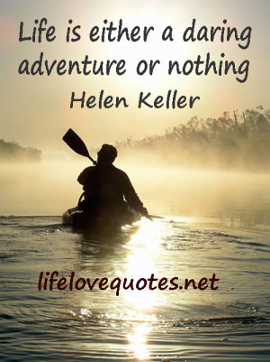 Quotes About Love and Adventure