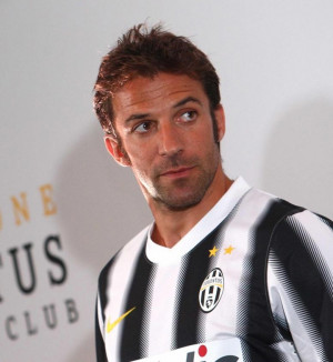 italian authors alessandro del piero facts about alessandro del piero