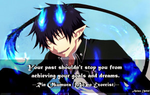 anime blue exorcist quotes