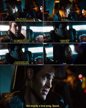 Star Trek Into Darkness Quote-1