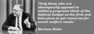 Herman kahn famous quotes 1