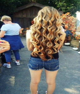Long Curly Hairstyle 2014 – 2015