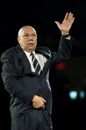 Colin Luther Powell was born