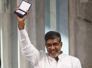 Kailash Satyarthi – Latest Indian to win Nobel Prize ( 2014 )
