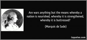 More Marquis de Sade Quotes