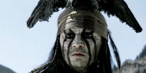 The Lone Ranger Johnny Depp