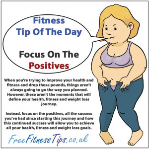 Fitness Quotes Of The Day | Fitness Tip Of The Day – Focus On The ...