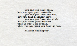 Romantic Shakespeare Quotes