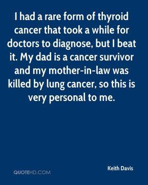 Thyroid Cancer Survivor Quotes