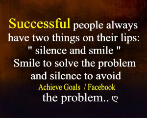 Motivational Quote on Success : to be most successful in life,