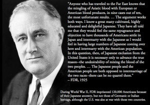 ... FDR. Japanese internment. World War II. Executive Order ... | History