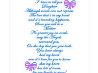 Pregnancy Poems Pregnancy & Infant Loss Quotes Phrases Poems Awareness ...