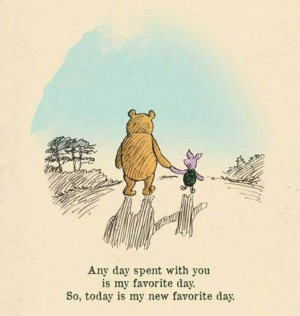 Top 25 Heart Touching Winnie the Pooh Quotes #Quotes