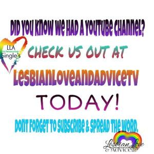 Pinned by LesbianLove &Advice LLC