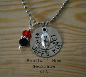 Proud Football Mom Quotes Don't have a football player?