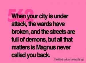 Magnus and Alec