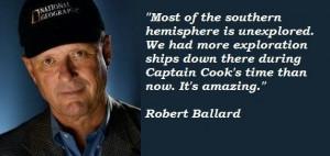 Robert Ballard, Ocean Explorer