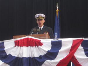 Topic: Navy names USNS Wally Schirra