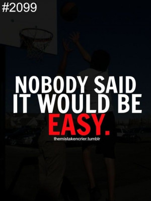 basketball quotes | basketball quotes | Tumblr | Inspiring Words