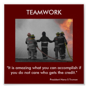 Motivational Teamwork...
