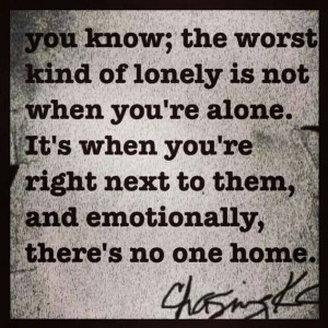 Quotes About Being Abandoned | Nothing like being emotionally ...