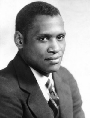 Paul Leroy Robeson (April 9, 1898 – January 23, 1976)