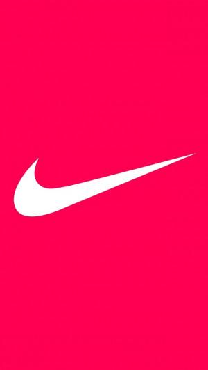 ... logos more search nike iphone wallpaper tags brands logo nike pink