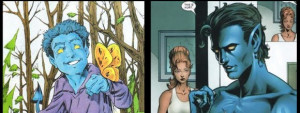 Kodi Smit-Mcphee is Nightcrawler in X-Men: Apocalypse
