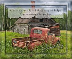 Country dirt road song Quote More