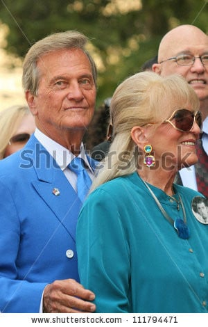 Shirley foley boone pat boone Stock Photos, Illustrations, and Vector ...