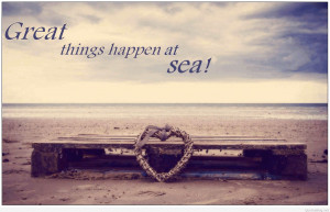 Sea quotes with images