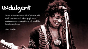 Quote – Jimi Hendrix