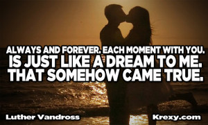 Luther Vandross – Always And Forever