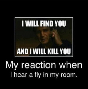 This is my reaction when...