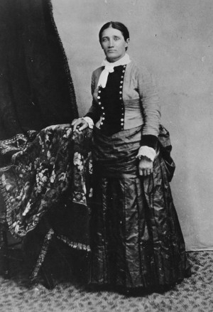 Calamity Jane in Rawlins, Wyo., 1880s. She spent her youth in the ...