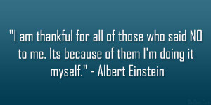 Thankful For All Those Who...
